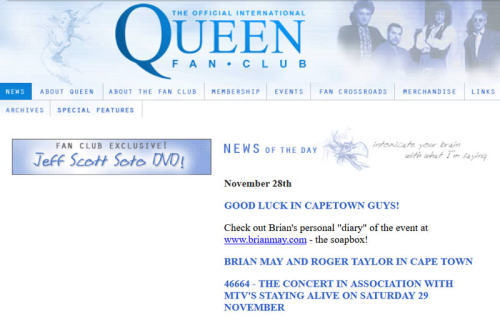 Queen_fan_club_website
